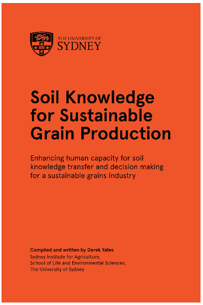 University of Sydney soils e-book