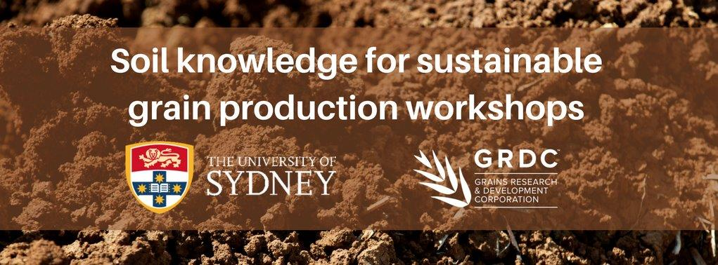 ICAN Soils Workshops